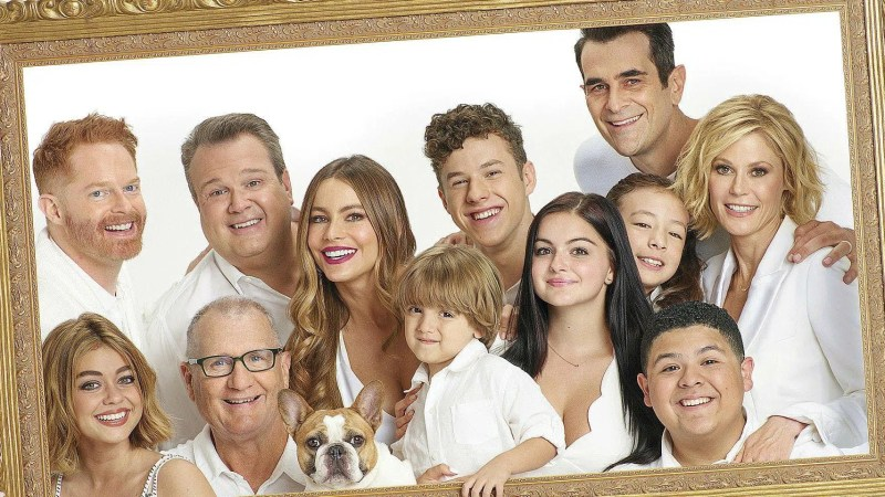 modern family netflix