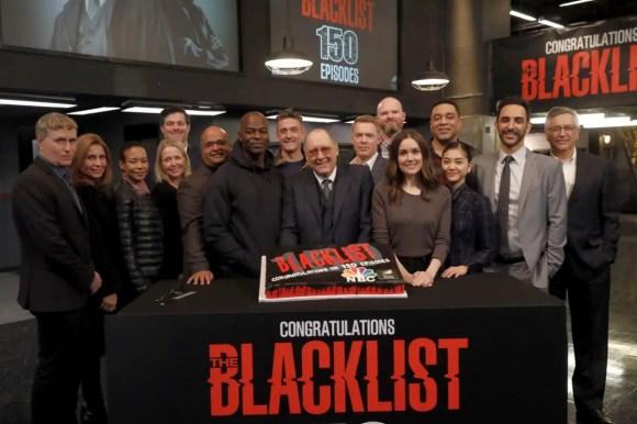 The blacklist temporada 8