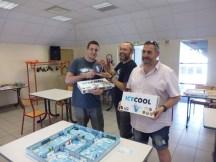 Finalistes tournoi ICE COOL