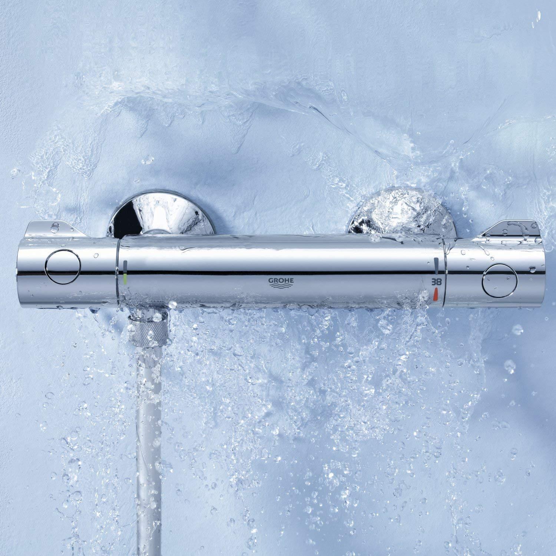 le nouveau mitigeur thermostatique