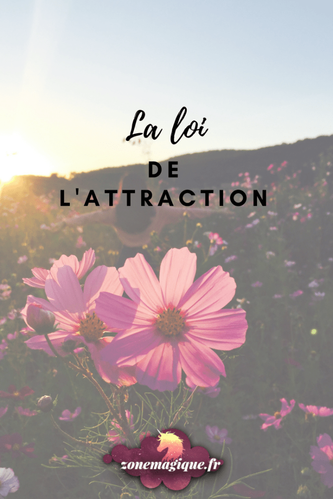 Comment fonctionne la loi de l'attraction ? On vous dit tout sur zone magique ! #attraction #penseepositive #developpementpersonnel