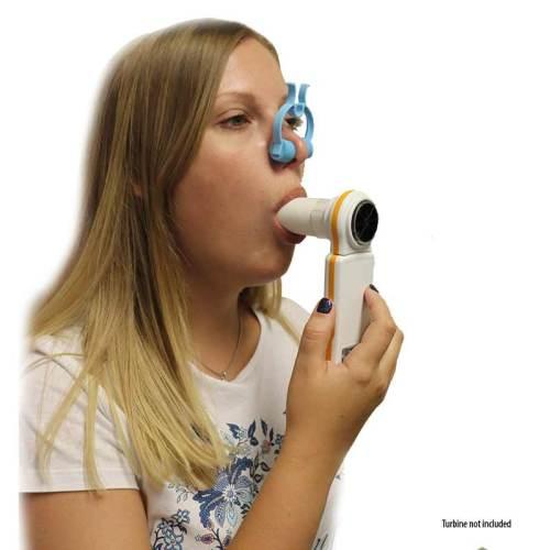 MIR Spirodoc Spirometer with Oximeter