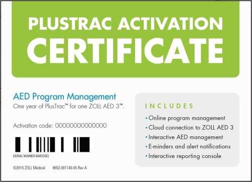 Zoll PlusTrac Program Management