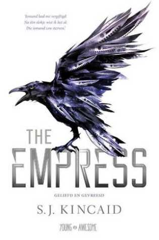 The Empress (The Diabolic #2) – S.J. Kincaid