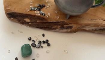 Edelstenen en mineralen: reinigen en opladen