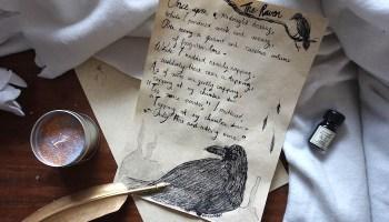 The Raven – Edgar Allan Poe