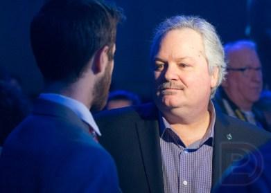 Luc Thériault, député du Bloc Québécois dans Montcalm