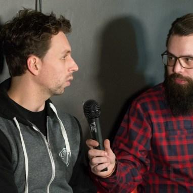 «Cydonia» (Julien Perrault) en entrevue par Marc Plante