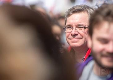 Richard Perron, président du SPGQ
