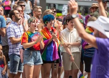 Défilé de la Fierté 2019 à Montréal
