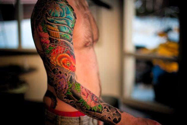 Tatuajes Orientales Zonetatto