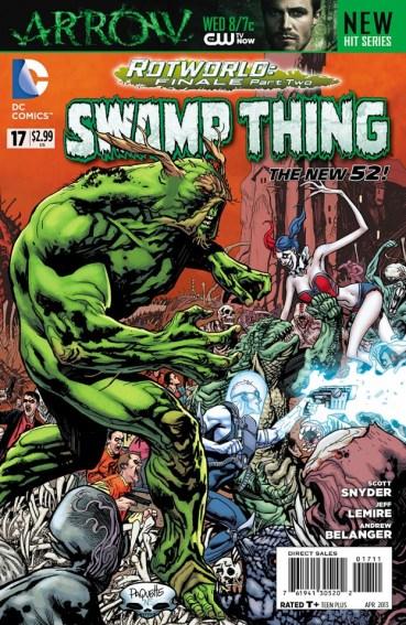 Swamp Thing #17