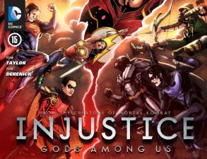 Injustice #15