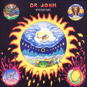 Dr Jones - In The Right Place