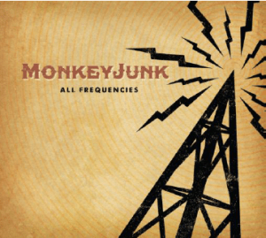 Monkey Junk - All Frequencies