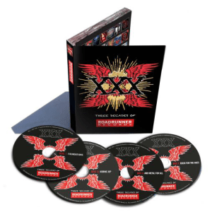 XXX - Three Decades Of Roadrunner Records