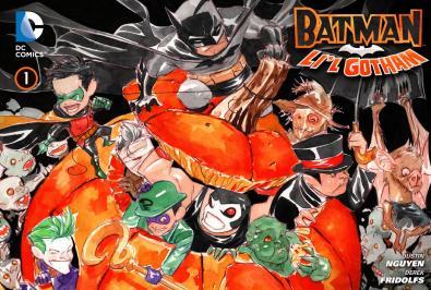 Batman Lil' Gotham Special Edition #1 – Halloween Comic Fest 2013