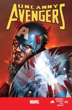 Uncanny Avengers #15