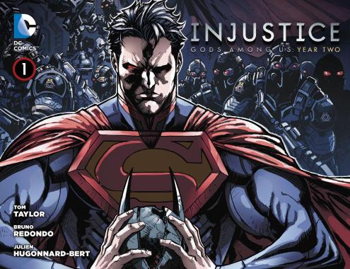 Injustice: Gods Among Us – Year Two #1