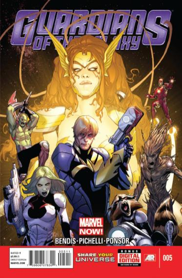 Guardians of the Galaxy #4-10