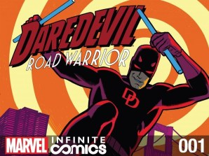 Daredevil: Road Warrior Infinite Comic #1