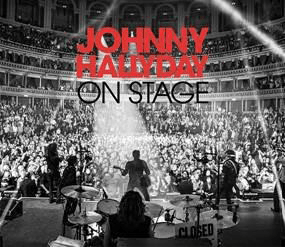 Johnny Hallyday - On Stage