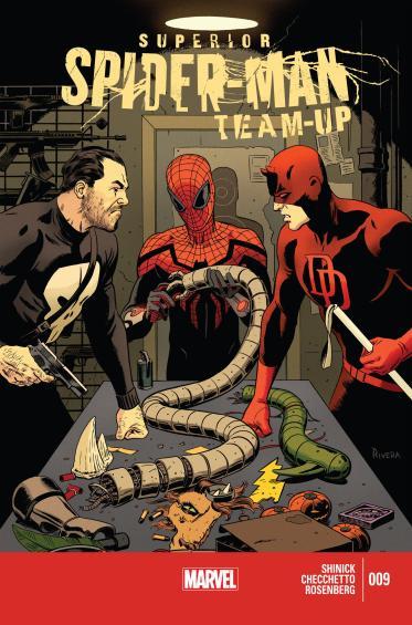 Superior Spider-Man Team-Up #9
