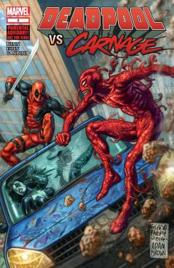 Deadpool VS Carnage #2