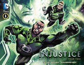 Injustice: Gods Among Us – Year Two #6