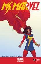 Ms. Marvel #3