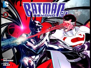 Batman Beyond 2.0 #21
