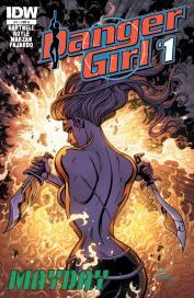 Danger Girl: Mayday #1