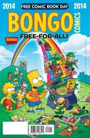 FCBD: Bongo Comics
