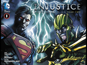 Injustice: Gods Among Us – Year Two #8