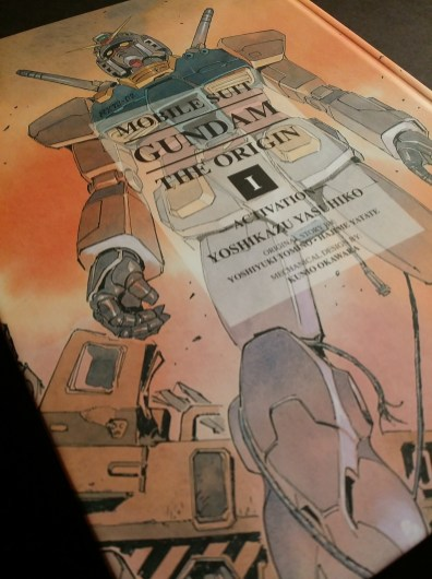Mobile Suit Gundam: The Origin Vol.1