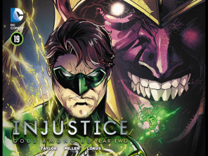Injustice: Gods Among Us - Year Two #19