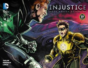 Injustice: God Among Us - Year Two #22