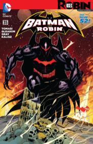 Batman and Robin #35