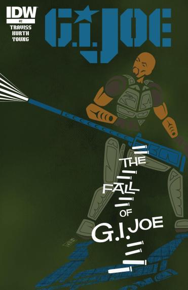 G.I. Joe: The Fall of G.I. Joe #2
