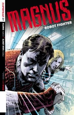 Magnus: Robot Fighter #7