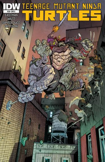 Teenage Mutant Ninja Turtles #39