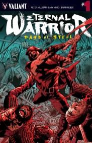 Eternal Warrior – Days of Steel #1