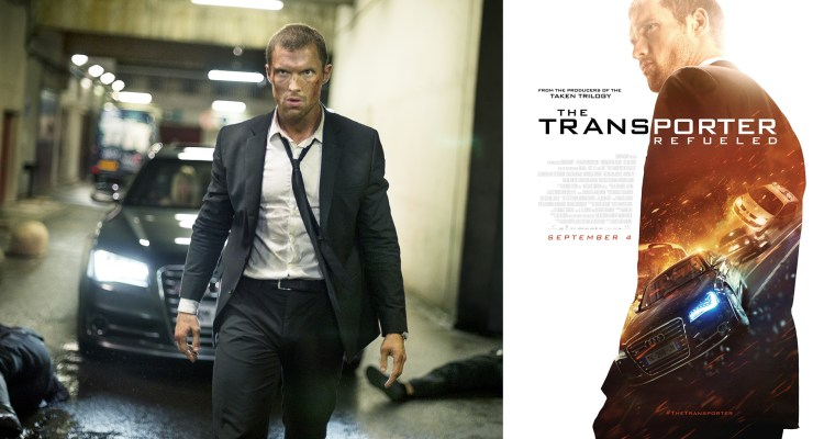 The Transporter : Refueled