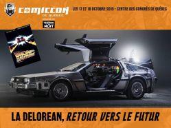 Invités DeLorean