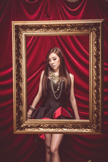 Ladies' Code : Ashley
