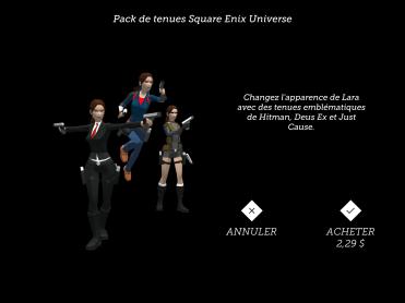 Lara Croft GO, DLC