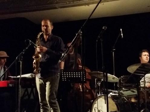 Jason Stillman Quartet