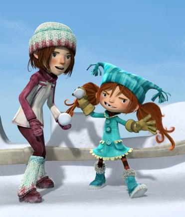 Sophie et Lucie