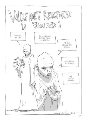 Furiosa VS Voldemort