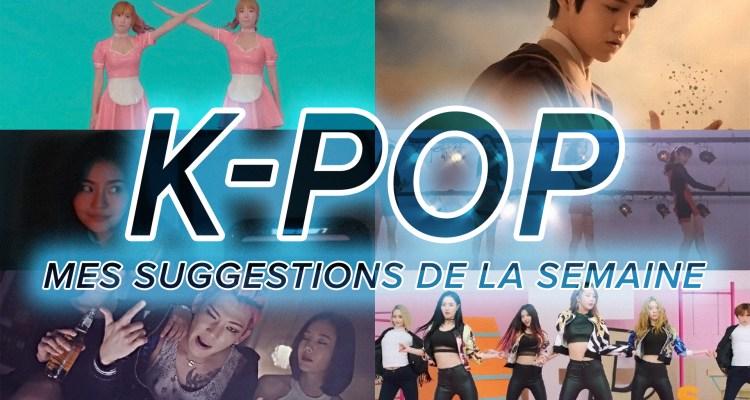 K-Pop 1er au 9 janvier 2016